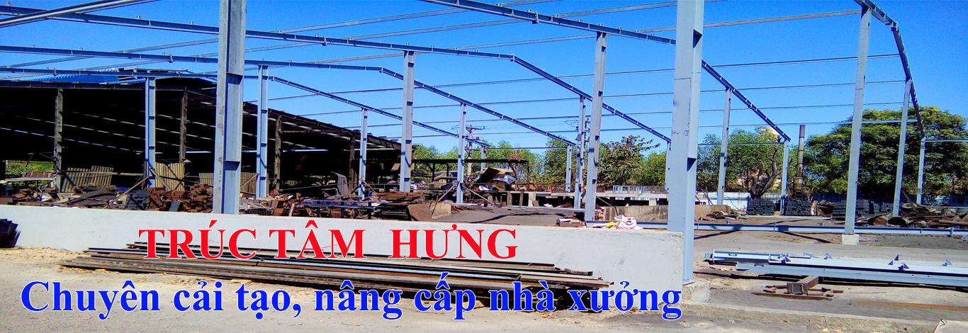 Cải tạo Xưởng Đúc Gang Biên Hòa